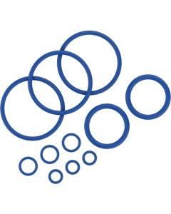 Sada tesniacich krúžkov obsahuje 11 tesniacich krúžkov rôznych veľkostí pre vaporizér Crafty