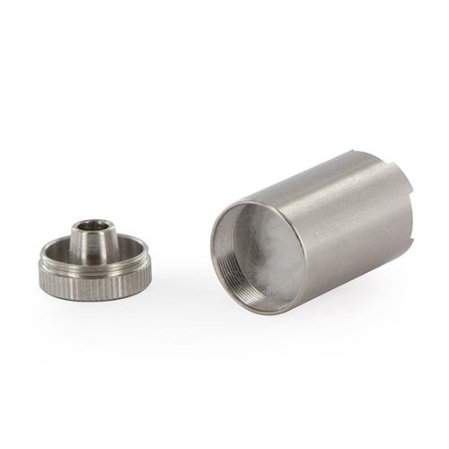 Táto kapsula na koncentáry sa vám hodí, ak chcete cez váš vaporizér Flowermate vaporizovať vosky alebo oleje
