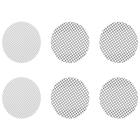 Táto sada malých zmiešaných sitiek pozostáva zo 4 hrubých sitiek a 4 normálnych sitiek, ktoré sedia na vaporizéry Crafty a Mighty a do adaptéra dávkovacej kapsule