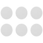 Táto sada malých normálnych sitiek pozostáva zo 6 normálnych sitiek, ktoré sedia do vaporizérov Crafty, Mighty a do Adaptérov dávkovacej kapsule